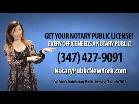 Sample NY Notary Practice Exam