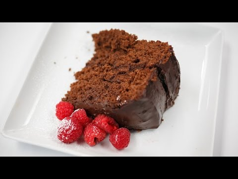 Recipe Rehab Season 1 Recipe How-To: Dark Chocolate Chip Cake With Mocha Frosting