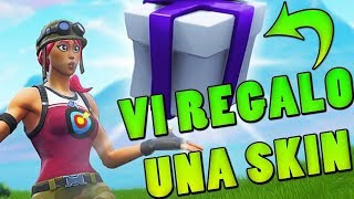SKIN REGALO TO WHO WINS THE PRIVATE SERVER Live Fortnite ITA ! Mod! !points ! RuspaXx Donations
