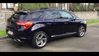 Citroen DS 5 - REVIEW - only the French can do cars like this