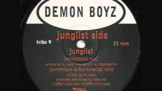 Demon Boyz - Junglist (Armshouse Mix)
