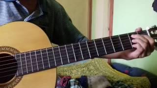 Payung Teduh - Resah (Guitar Cover)