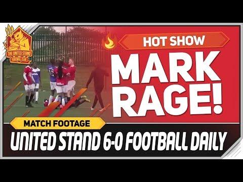 United Stand FC vs Football Daily! Goldbridge Sees Red!