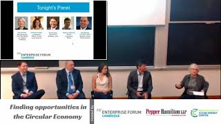 Finding Opportunities in the Circular Economy