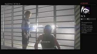 Resident evil 2 Gameplay ft. MikeyJAmore_20