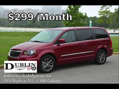 Dublin Chrysler Dodge Jeep Year End Lease Event 2