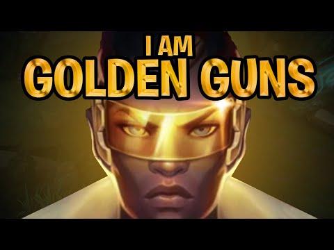 PULSEFIRE LUCIAN IS..... GOLDEN GUNS | LEAGUE OF LEGENDS RAV COMMENTARY