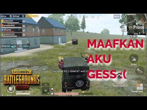MAAFKAN AKU :( | PUBG MOBILE INDONESIA