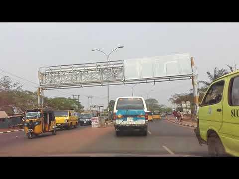 Enugu capital (Coal city), Enugu, Nigeria
