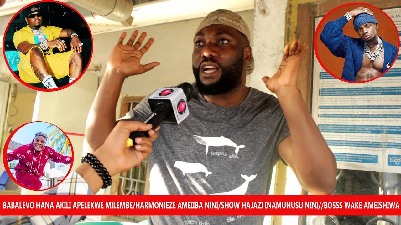 Download H BABA BABALEVO HANA AKILI APELEKWE MILEMBE/HARMONIZE AMEIBA NINI/HAJAZI SHOW INAMUHUSU NINI/BOSS WA
