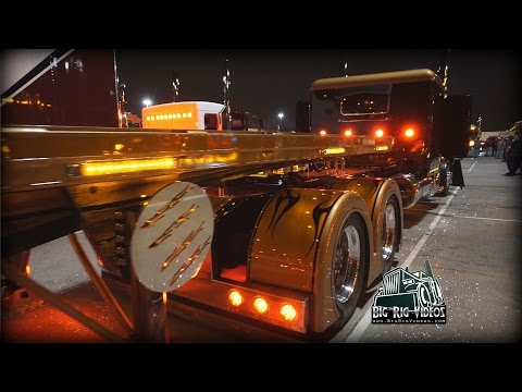 """FOR SALE """"Custombilt"""" Peterbilt 359 (Light Show) - Truck Walk Around from YouTube · High Definition · Duration:  2 minutes 29 seconds  · 78000+ views · uploaded on 17/02/2016 · uploaded by BigRig Videos"""