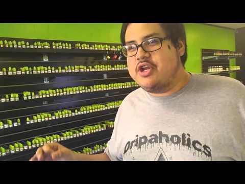 Vape Shop Skit -