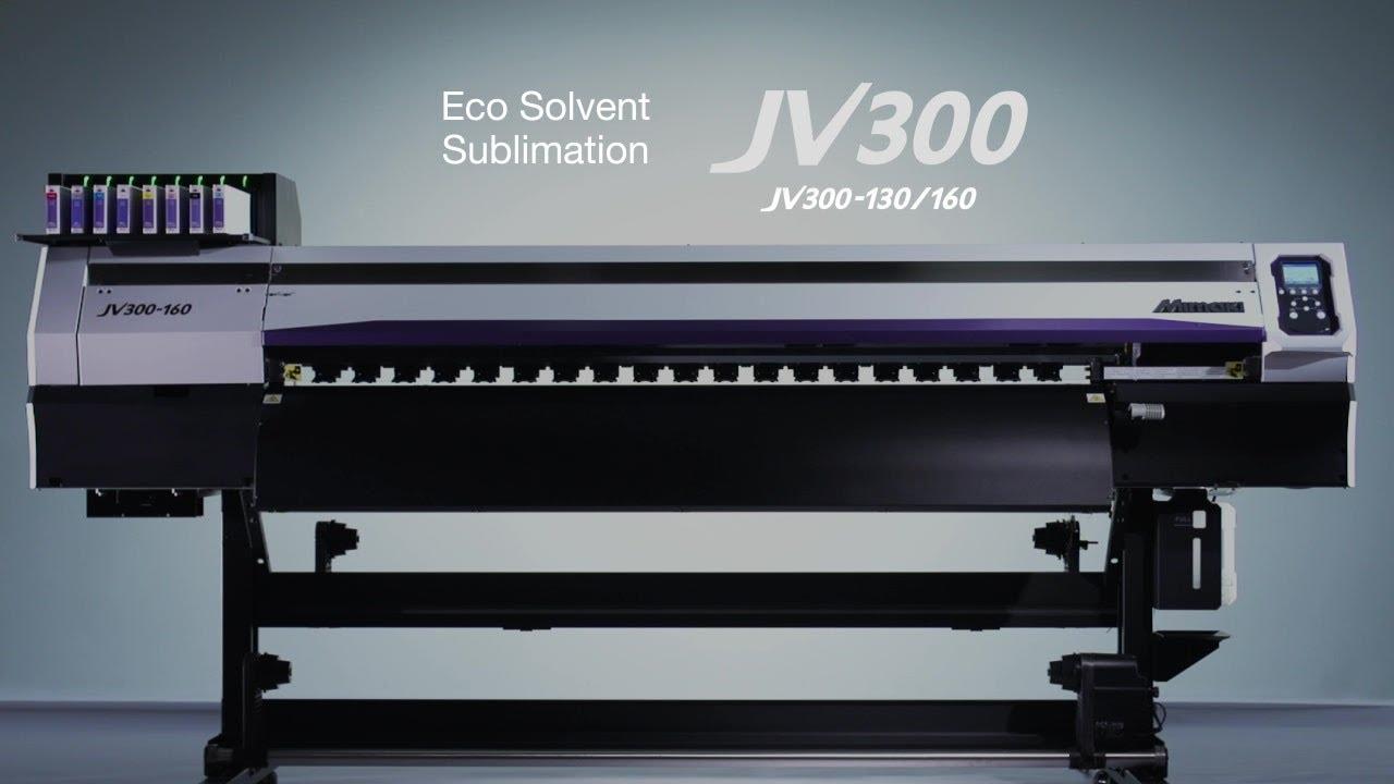 Mimaki JV300 Series