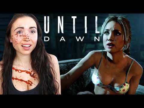 ALL ALONE!! - Until Dawn (Part 2)