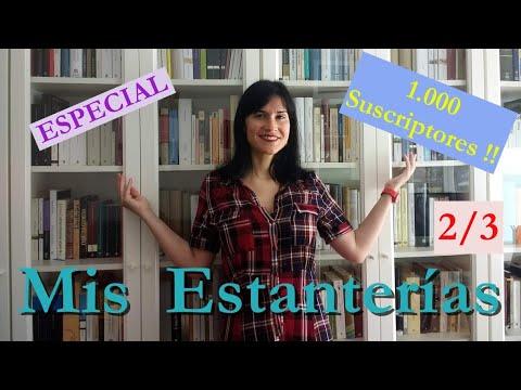 especial-1.000-suscriptores:-mis-estanterías-2/3