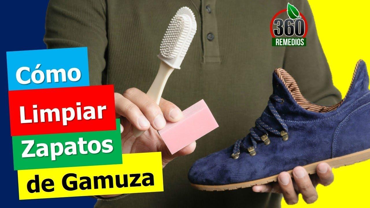 0e2011a74 Como Limpiar Los Zapatos De Gamuza - Limpia Tu Calzado De Gamuza ...