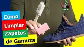 Como Limpiar Los Zapatos De Gamuza - Limpia Tu Calzado De Gamuza