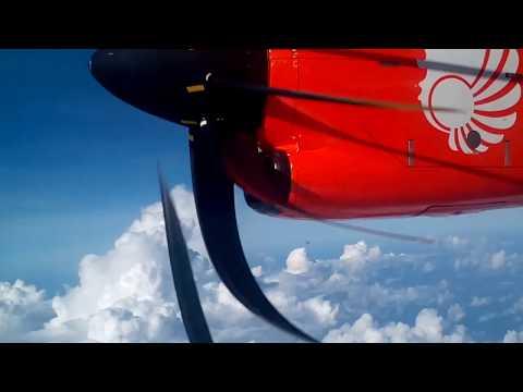 Penerbangan Ambon - Saumlaki, MTB - Lion Air | BDT - 20161124 Part 4