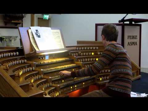 Conquest of Paradise (vrije orgel-improvisatie)