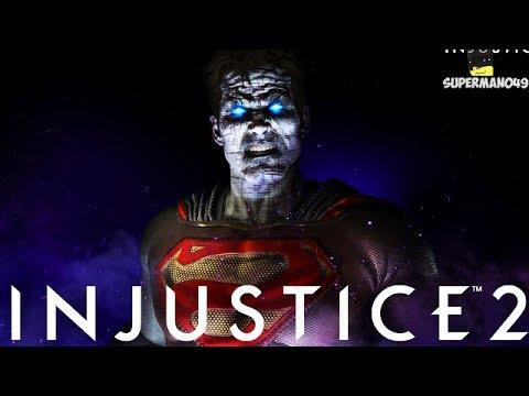 Injustice 2: Bizarro Premier Skin Looks AMAZING - Injustice 2 Bizarro Premier Skin For Superman