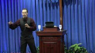 The God Who Comforts By Pastor Jesse Diaz