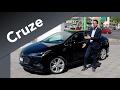 Chevrolet Cruze Premier 2017 a Prueba - Cambio Total