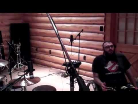 August Burns Red - Studio Blog Episode 1
