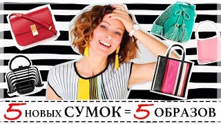 5 НОВЫХ СУМОК - BAGS HAUL | BALENCIAGA, Celine, STAUD, CULT GAIA