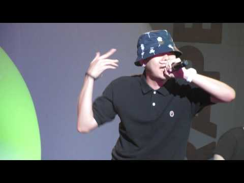 140719 rapbeat show 2014 :: Loco - see the light