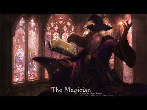 Magic Fantasy Music - The Magician