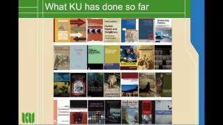 KU Select 2016 Launch Webinar 01.09.16 by Knowledge Unlatched(By Knowledge Unlatched KU Select 2016 is KU's third collection of specialist scholarly books in the Humanities and Social Sciences which it hopes to make ..., 2016-09-02T10:57:20.000Z)