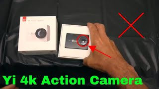 ✅  How To Use Yi 4k Action Camera Review