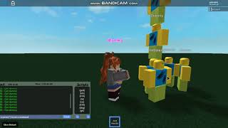 Roblox Script Showcase Episode #102 Monika