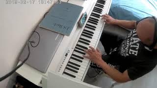 Invention no 4 Bach piano