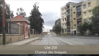 Une petite Ta7wissa Dans la ville De Bouira février 2015 (PART2) HD