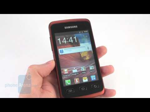 Samsung Galaxy Xcover Review