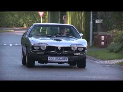 Alfa Romeo Montreal V8 1972 FULL HD