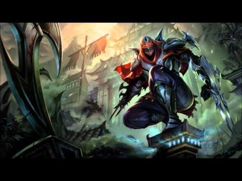 League of Legends - Zed theme + mp3