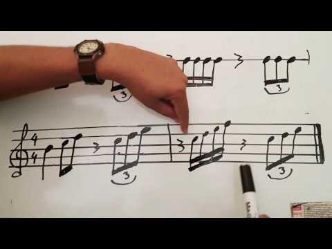 Cómo leer partitura fácil y rápido #2- Tutorial - Obeth Toledo