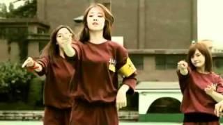 นักศึกษาเกาหลี Dance