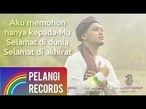 Religi - Teguh Permana - Manusia Biasa (Official Lyric Video)