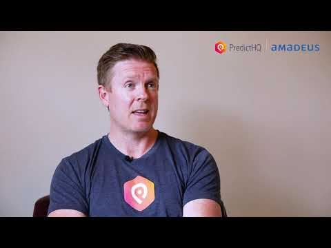 Campbell Brown, CEO and Co-Founder, PredictHQ