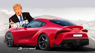 You're Wrong About the New Toyota Supra, Here's Why