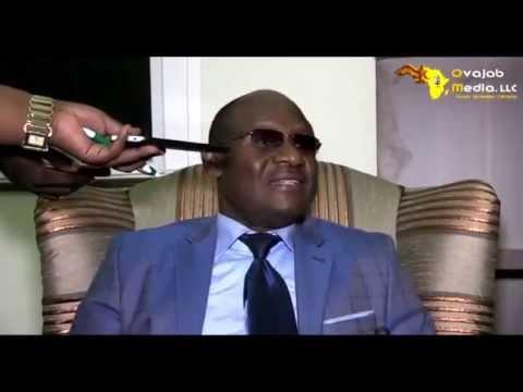 Interview de Gadji Celi au Ghana 16 octobre 2015