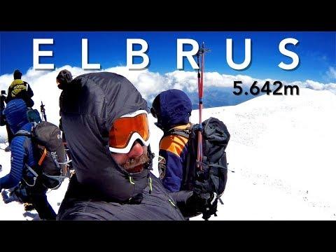 Cimbing Mt. Elbrus, 5.642m, Expedition 2018