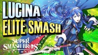 Smash Ultimate: Lucina Elite Smash