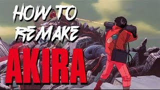 Is it possible to make a good live action remake of Akira? Well, I ...