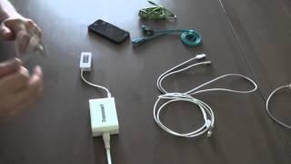Сравнение и обзор кабелей для IPhone и IPad