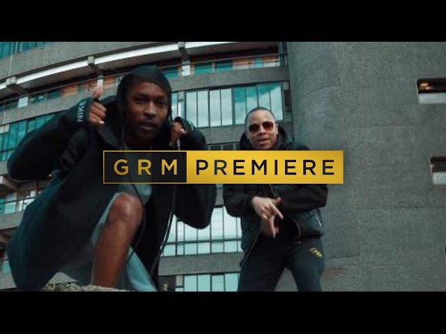 Ironik ft. Jme - Icey Remix [Music Video] | GRM Daily