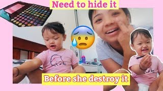 ????Unplanned mimi shopping haul||need to hide it before she destroy it????||nepali family vlogs||